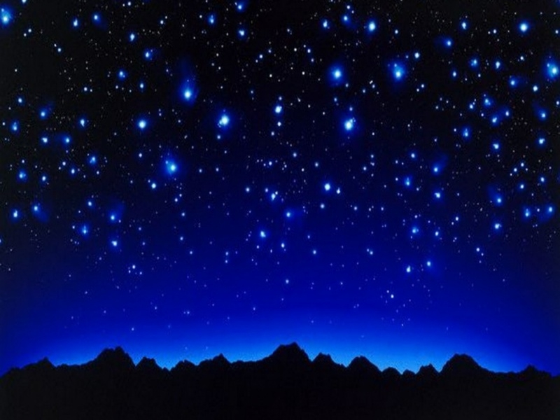 collection of sky. Background clipart night