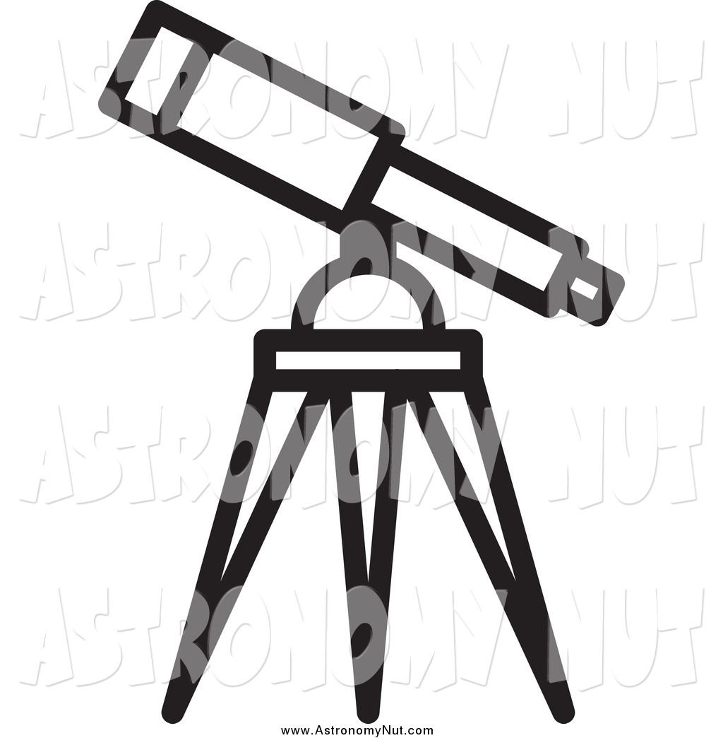 Astronomy clipart black and white. Royalty free stock designs