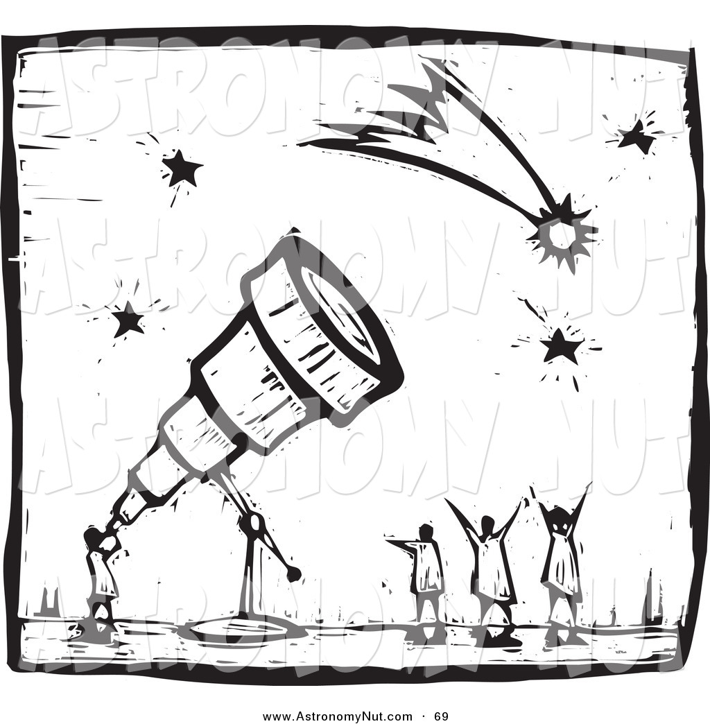 Astronomy clipart black and white. Lofty inspiration panda free