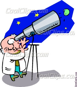 astronomy clipart cartoon