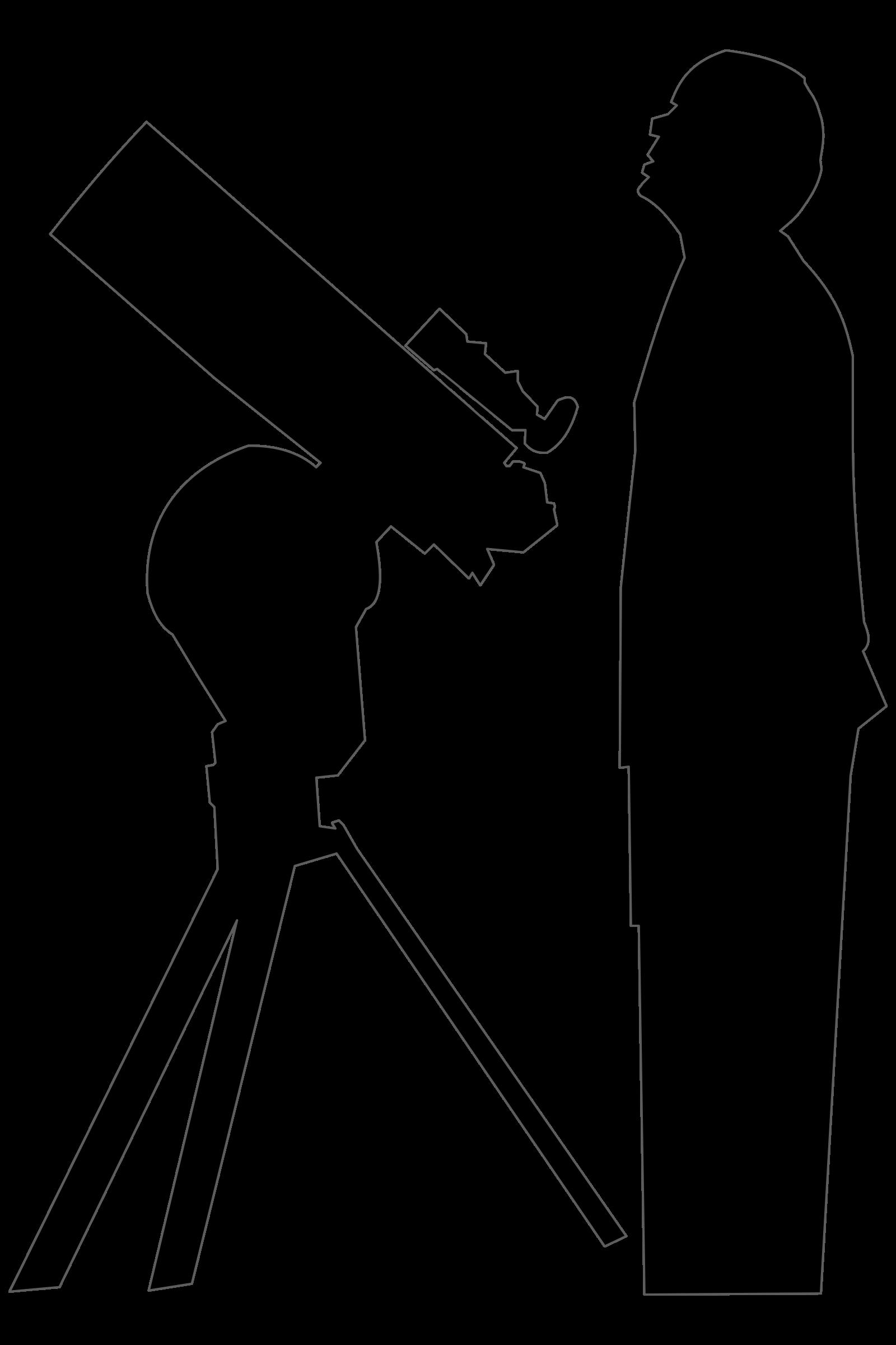 Astronomy clipart clip art. Amateur astronomer big image