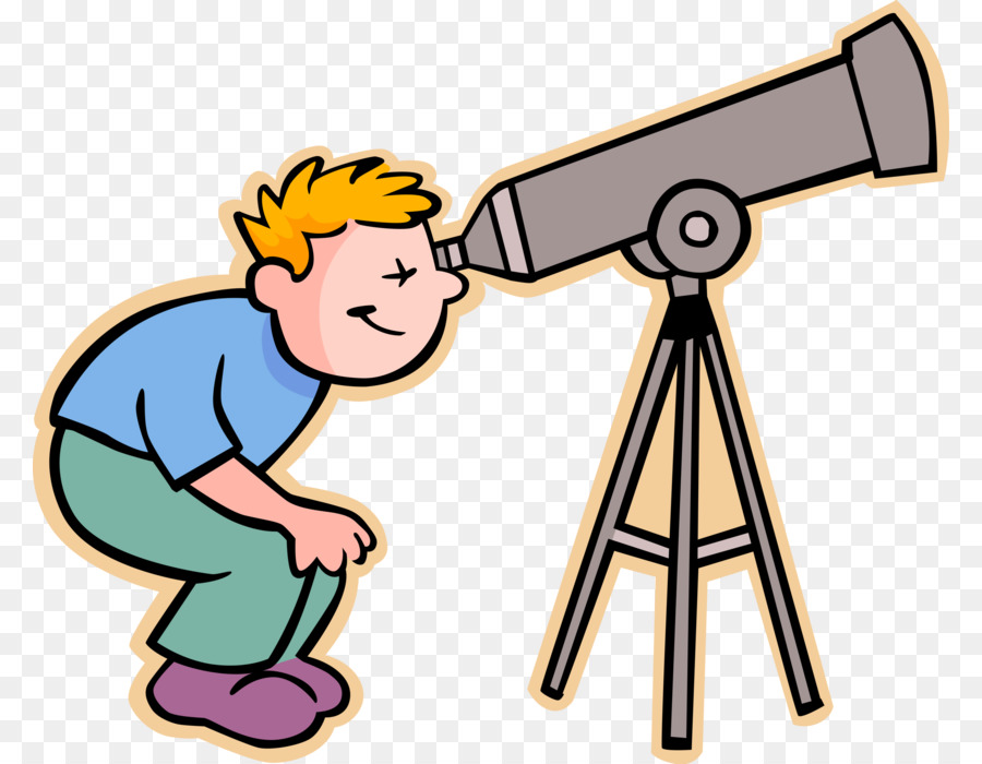 Astronomer station . Astronomy clipart clip art