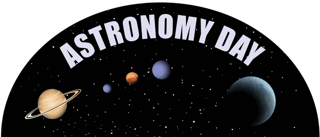 Astronomy clipart clip art. Free day page pics