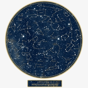Astronomy clipart constellation. Night sky star map