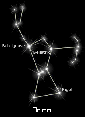 Astronomy clipart constellation. Free constellations pinterest