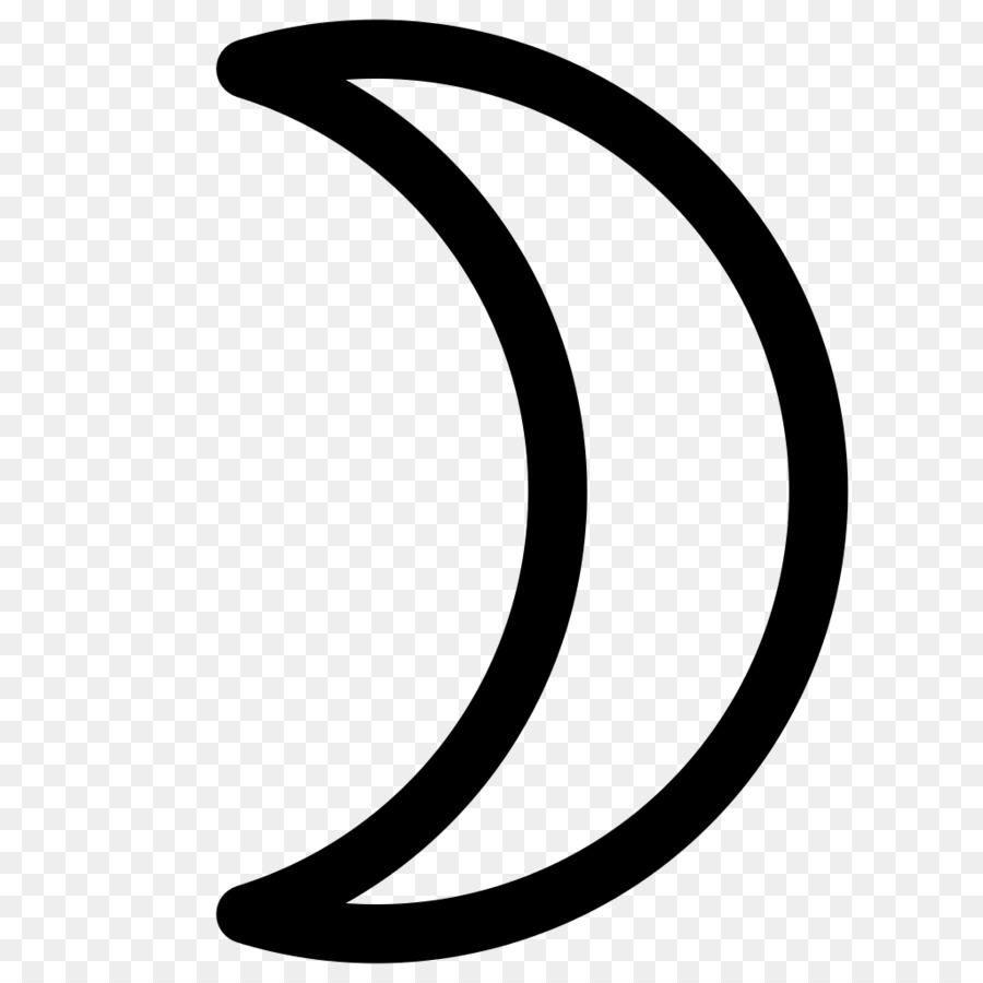 Astrology . Astronomy clipart crescent moon