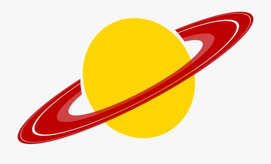Saturn planet rings astronomy. Planets clipart ring clipart