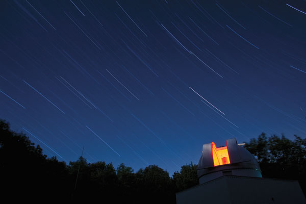 The mees observatory of. Astronomy clipart evening