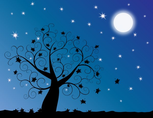 Free cliparts download clip. Night clipart evening