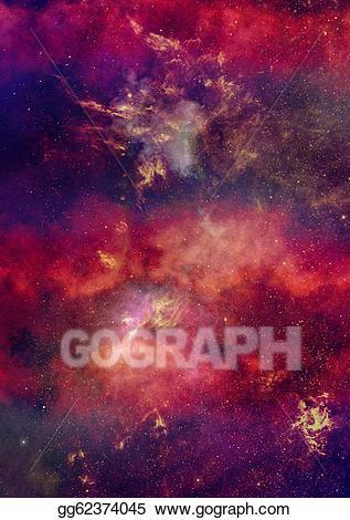 Stock illustration far away. Astronomy clipart faraway