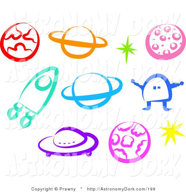 Astronomy clipart faraway.  best space images