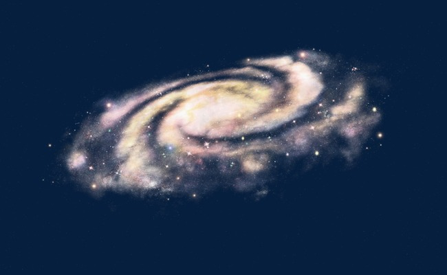 Space spiral png image. Astronomy clipart galaxy