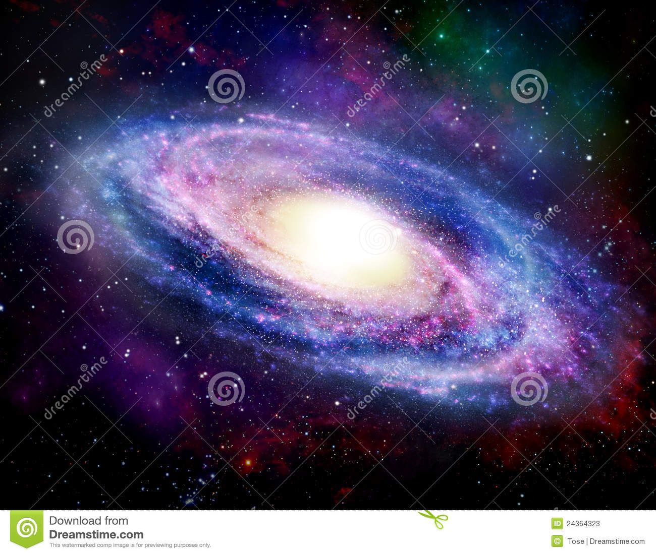 Stock illustrations vectors . Astronomy clipart galaxy