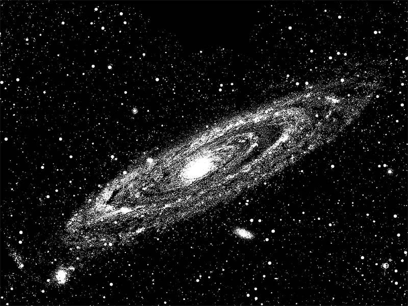 Andromeda space art printables. Astronomy clipart galaxy