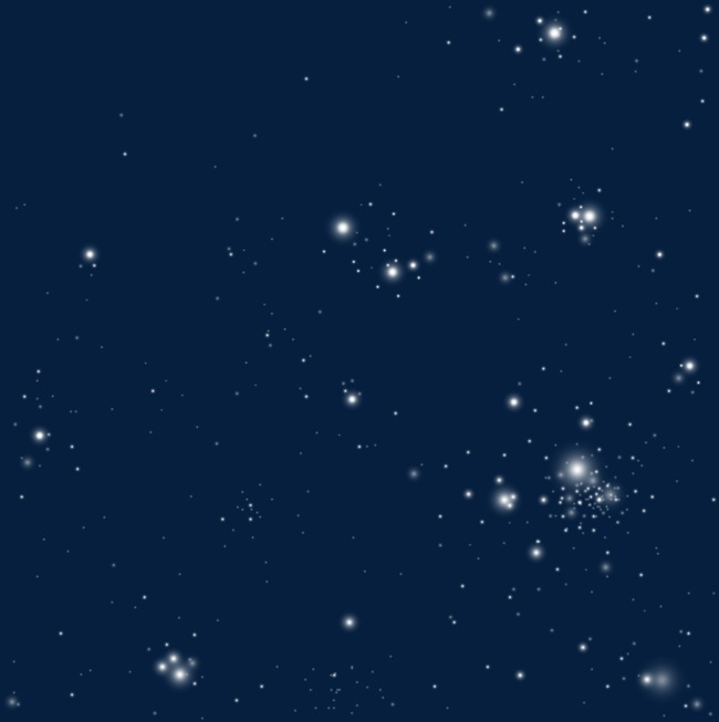 Fresh and beautiful starry. Astronomy clipart night sky