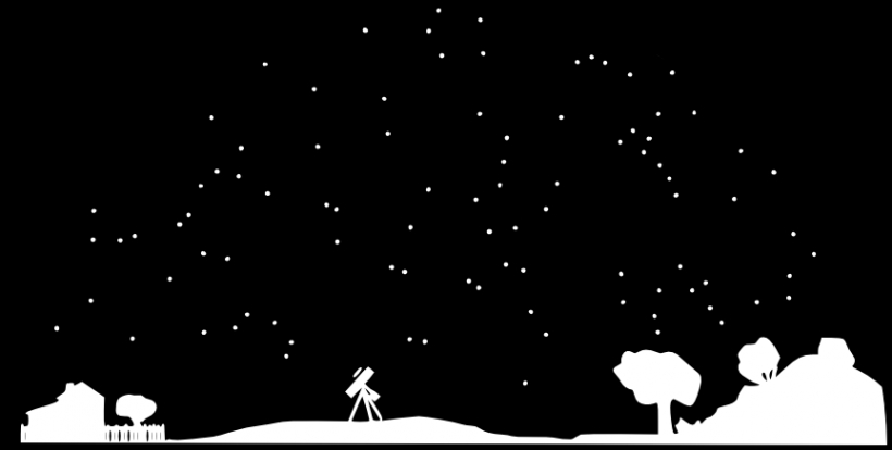 Free cliparts download clip. Astronomy clipart night sky