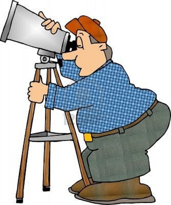 Astronomy clipart observer. David reneke space and