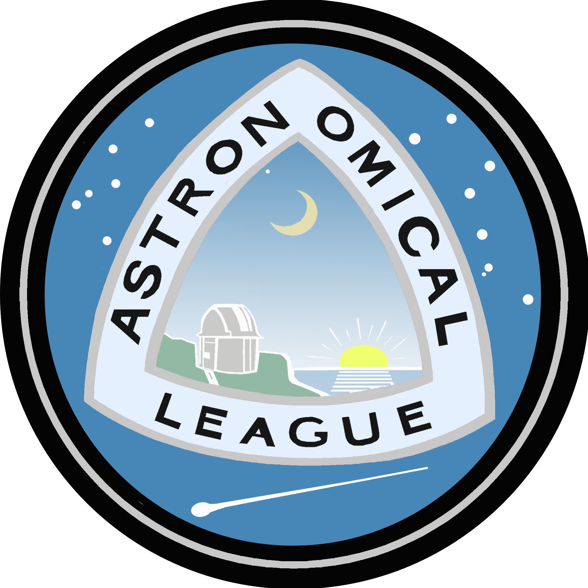 Astronomy clipart observer. Astronomical league