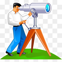 Astronomy clipart optical. Png vectors psd and