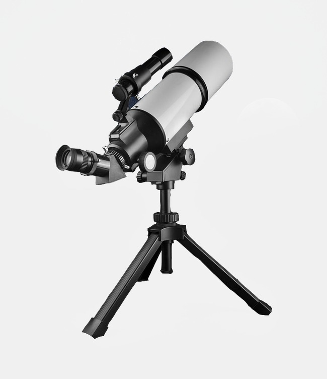 Binoculars astronomical png image. Astronomy clipart optical