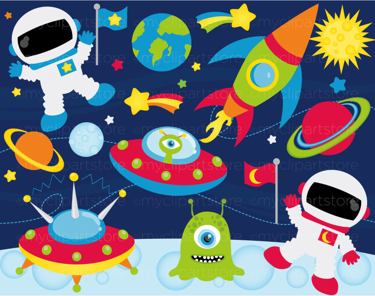 Clip art home animations. Astronomy clipart outer space
