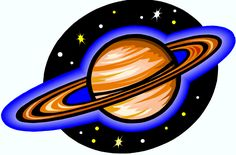 Astronomy clipart outer space. Purple moon clip art