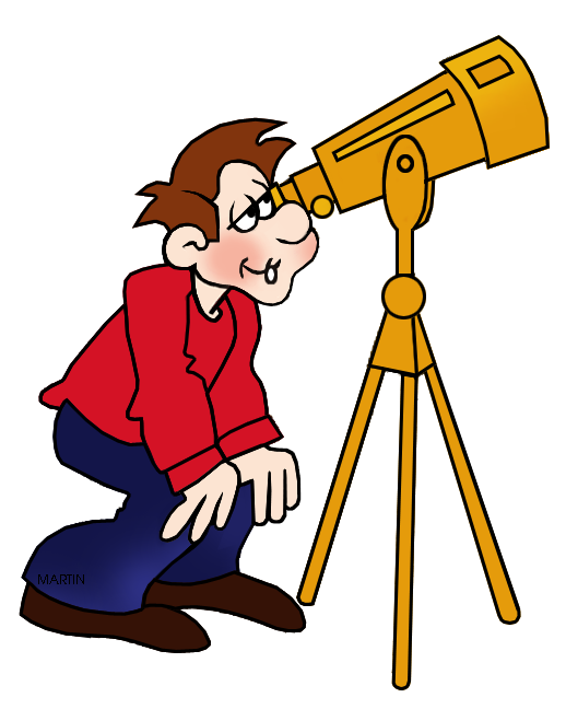Detective clipart tool. Outer space clip art