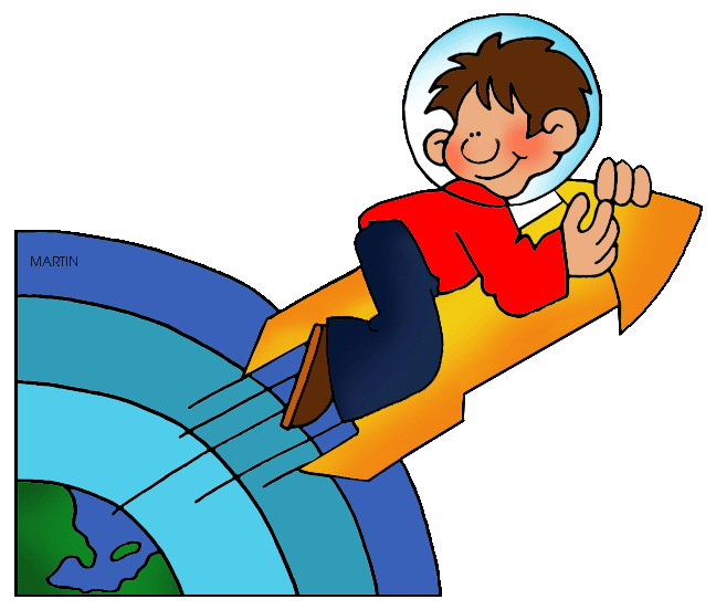 Geology clipart martin. Outer space clip art