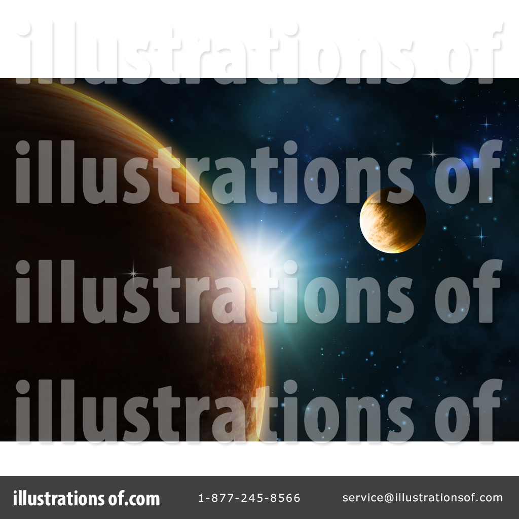 Astronomy clipart planet. Illustration by kj pargeter
