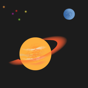 astronomy clipart planet