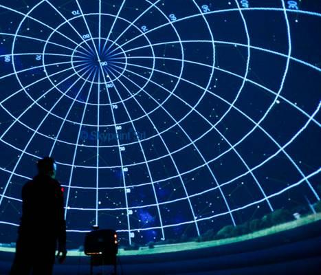 Vsu valdosta state university. Astronomy clipart planetarium