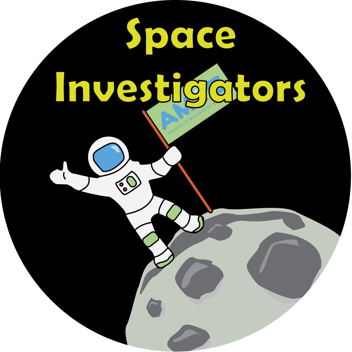 Astronomy clipart planetarium. Space investigators summer camp