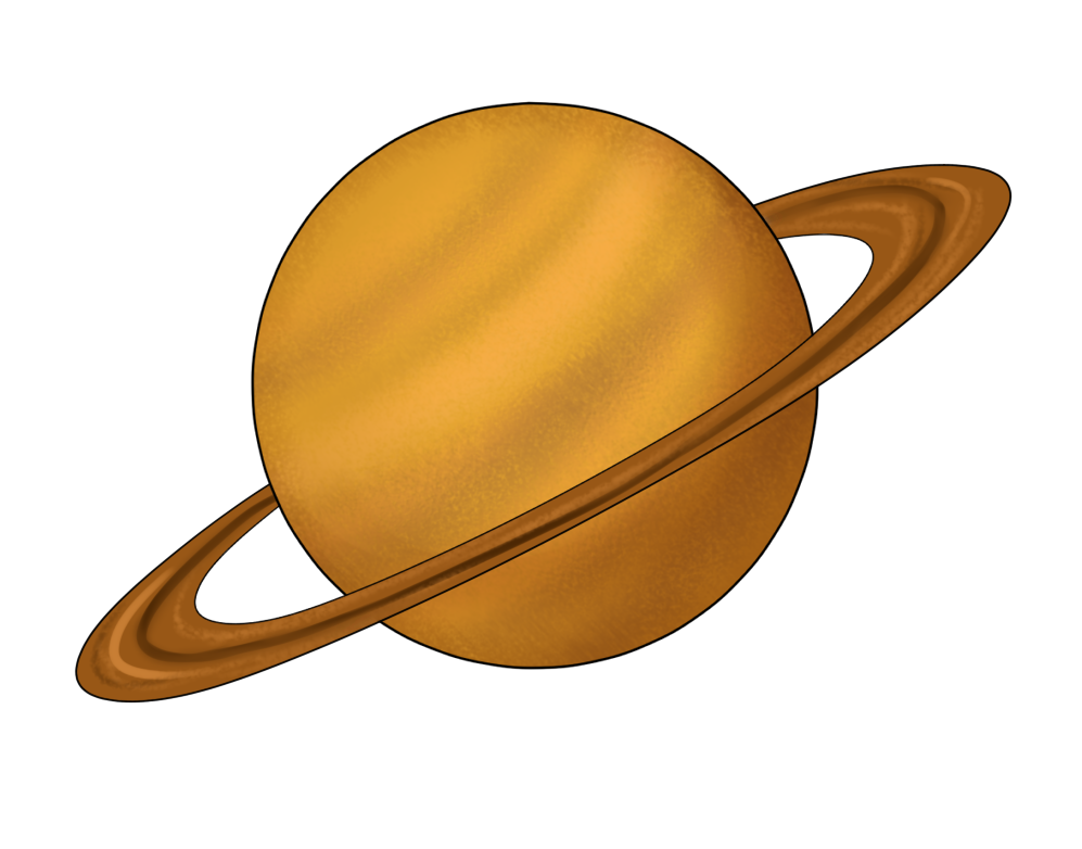 Planet download. Astronomy clipart saturn