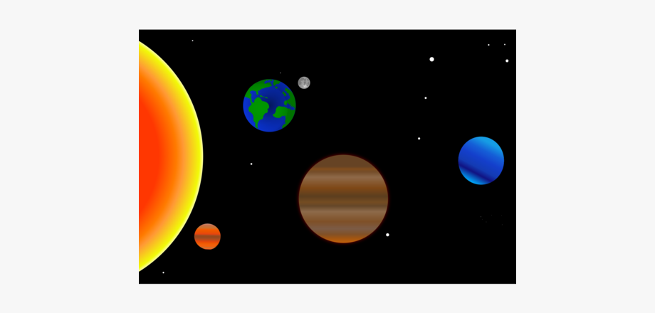 Astronomy clipart space. Planet circle free cliparts