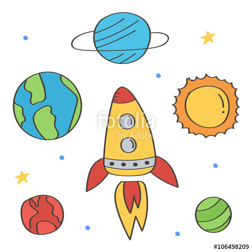 X free clip art. Astronomy clipart space flight