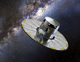 Gaia spacecraft wikipedia . Galaxy clipart space mission