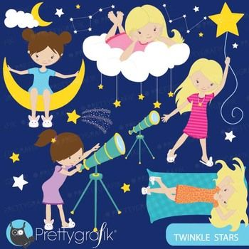 Star gazing commercial use. Astronomy clipart stargazing