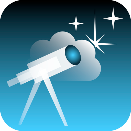 Scope nights app forecasts. Astronomy clipart stargazing