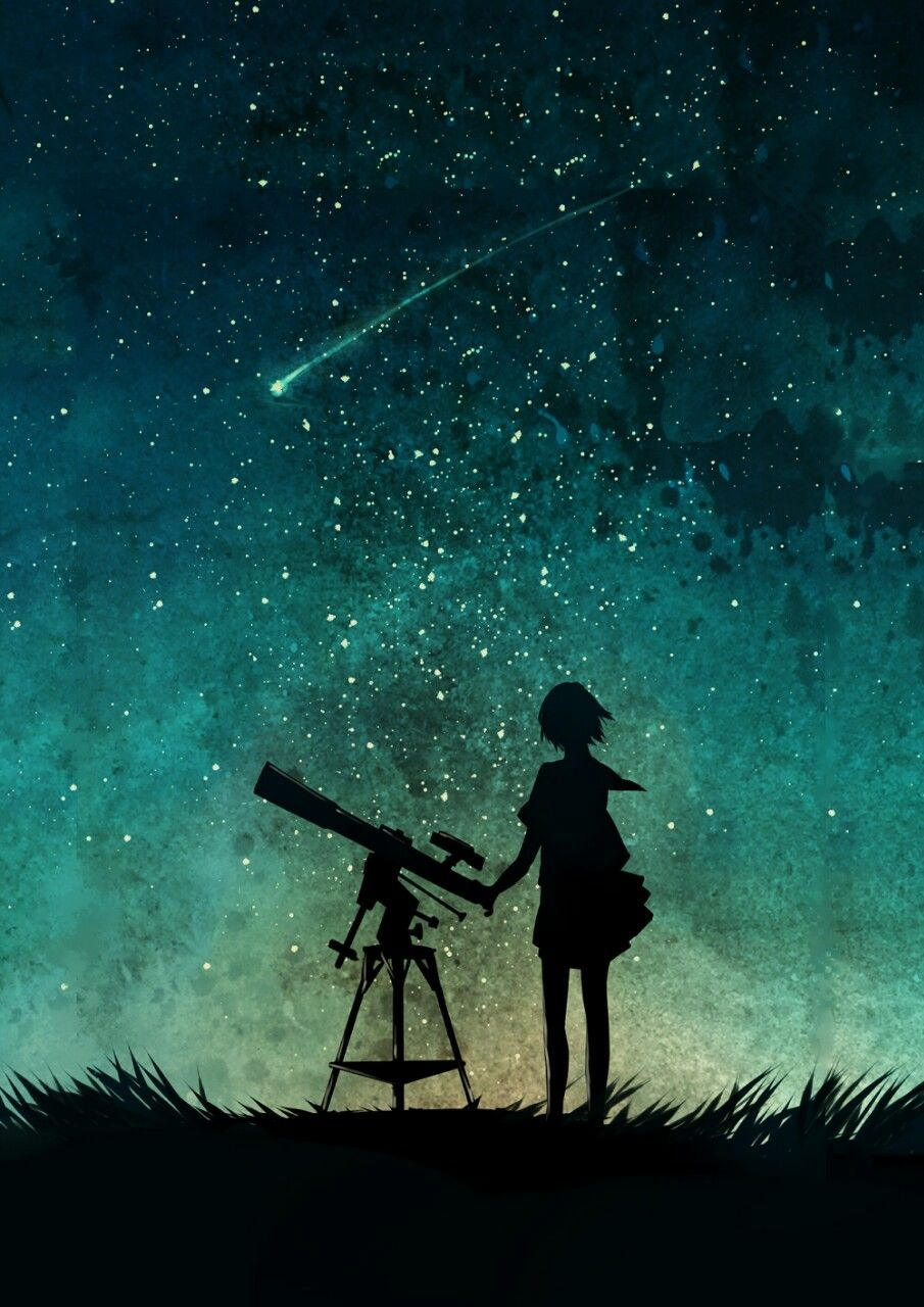 Astronomy clipart telescope star.  illustration universe and