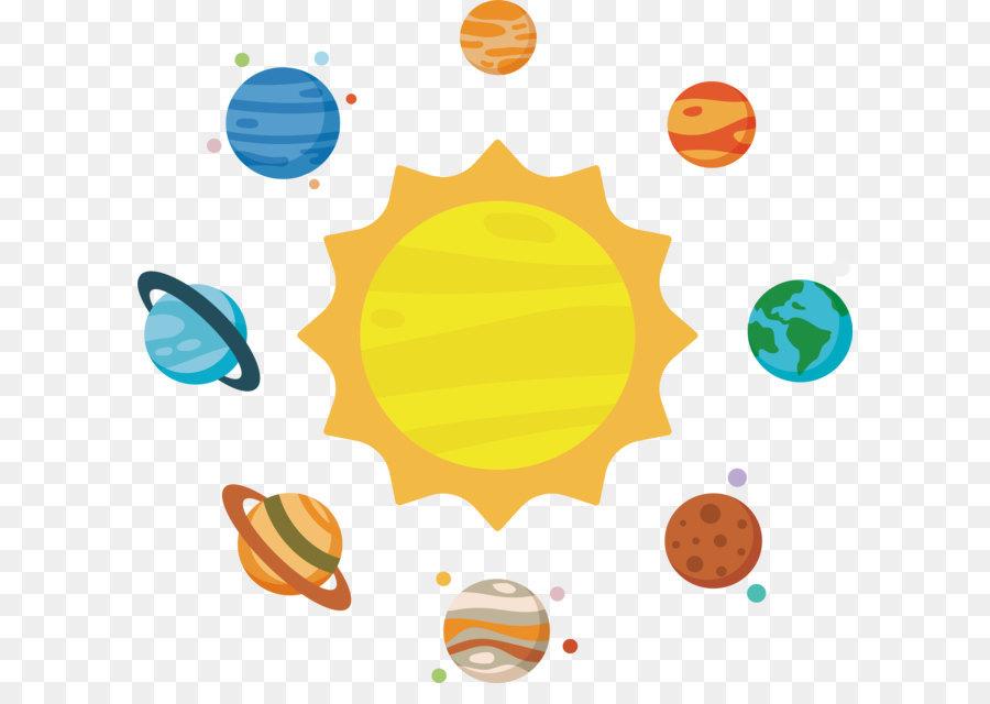 Astronomy clipart transparent. Solar system planet clip
