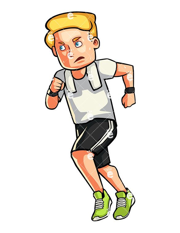 athletic clipart exercise