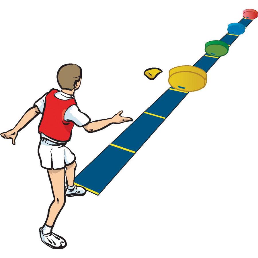 Athlete clipart agility. Buy sportshall athletics primary