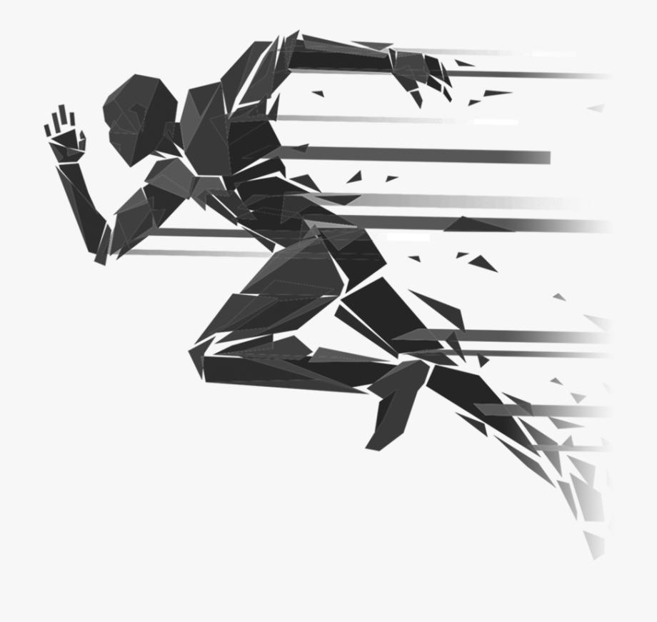 Athletic clipart atheletics. Finish line athletics athlete