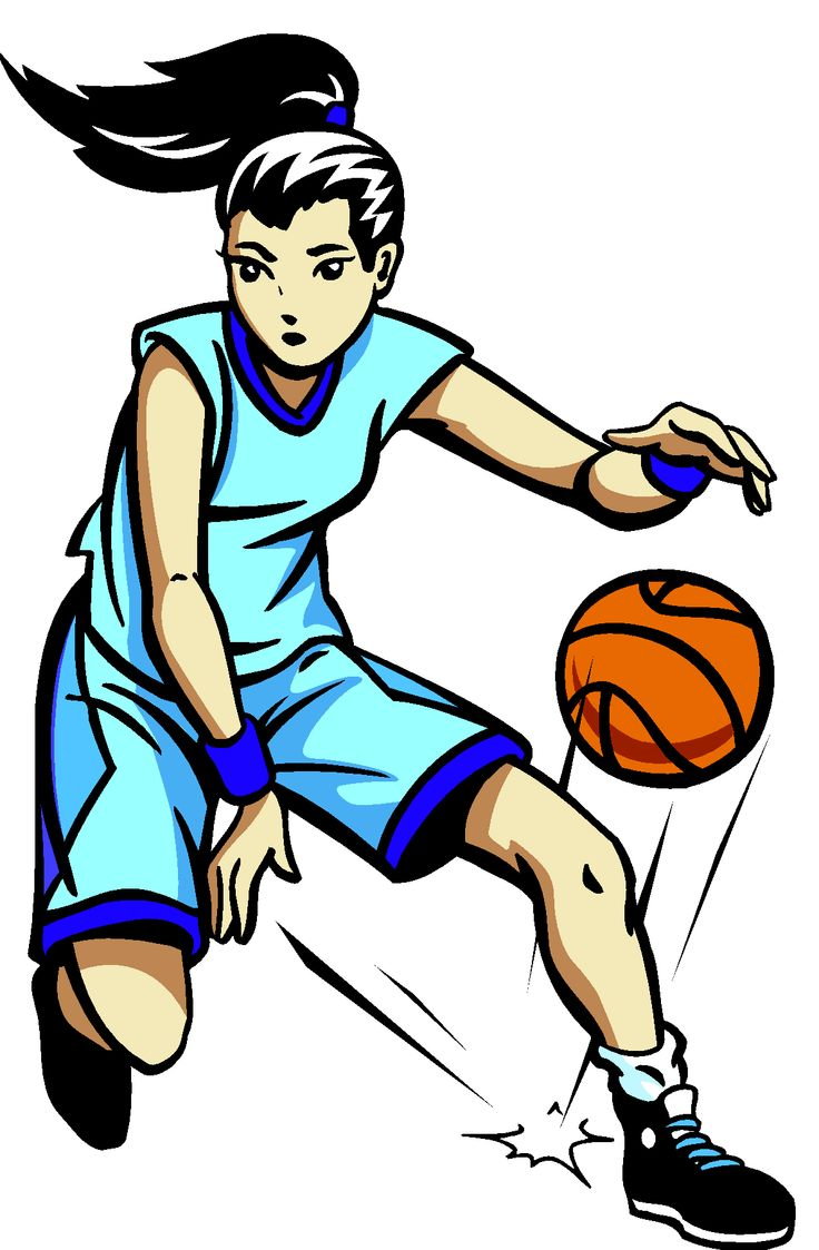 best images on. Athlete clipart basketball