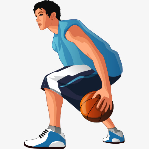 Athlete clipart basketball. Player movement png image