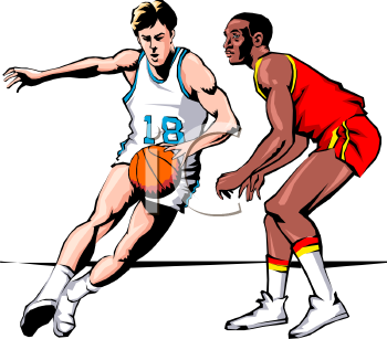 Athlete clipart basketball. The clip art directory