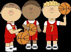Athletics flyer link clipartbasketballkidslittlekidsplayingbasketballclipart. Athlete clipart basketball