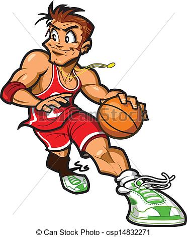 Athlete clipart basketball. Nonsensical player smiling caucasian