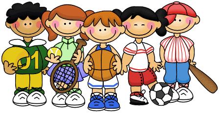 Berenda m u l. Athlete clipart child athletics