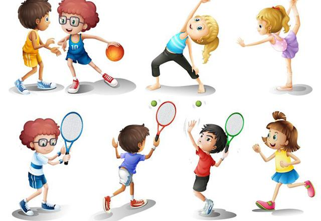 Athlete clipart child athletics. To grow teen athletes